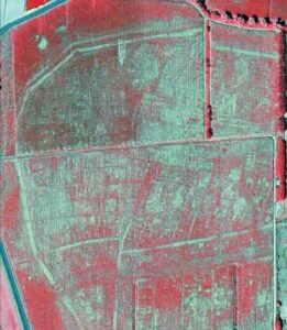 Archaeologists have produced aerial images using sophisticated technology revealing a detailed street plan of the ancient lost Roman city Altinum