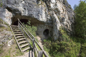 The Denisova cave
