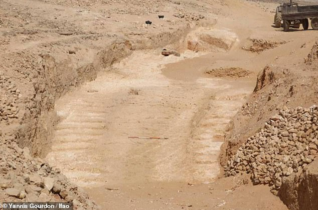 This 4,500-Year-Old Ramp Contraption May Have Been Used to Build Egypt's Great Pyramid
