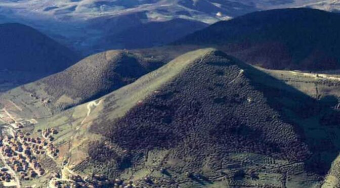 30,000-Year-Old Bosnian Pyramids Built With Man-Made Cement