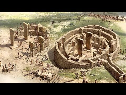 The Mysterious Builders Of Gobekli Tepe