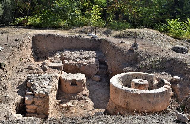 Excavation of Roman Bath Complex Challenges Lifestyle Beliefs
