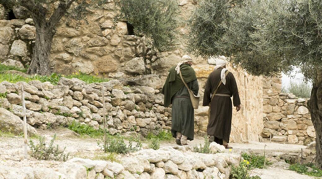 Archaeologists claim 2,200-year-old ruins in Israel could be the remains of the biblical town Emmaus where Jesus travelled after his resurrection