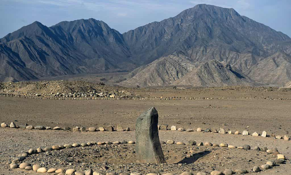 The ruins of the oldest city in the Americas have been invaded by illegal squatters, making death threats against Ruth Shady, the celebrated Peruvian archaeologist who discovered the 5,000-year-old civilization.