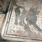 This Ancient 'Beware of Dog' Sign From Over 2,000 Years Ago