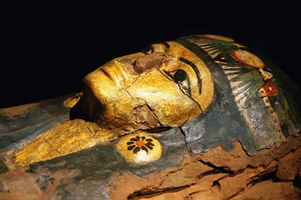 Ancient Egyptian coffin contains 'oldest map of the underworld' inscribed 4,000 years ago