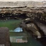 Native American 14th-century' sweat lodge' discovered in Mexico City