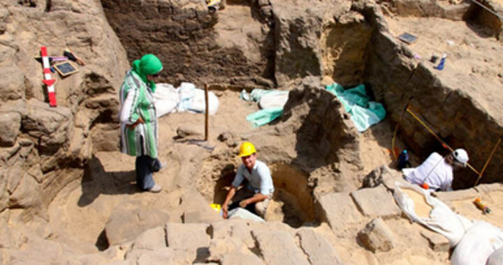 Egyptologists Discover the Tomb of a Long-Lost Pharaoh so Ancient Only His Name is Known