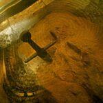 The Legendary Sword in the Stone of San Galgano