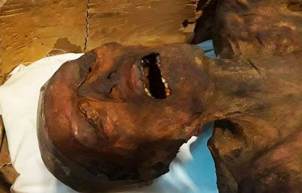 The mystery of 'The Screaming Mummy' is finally revealed, and it's chilling